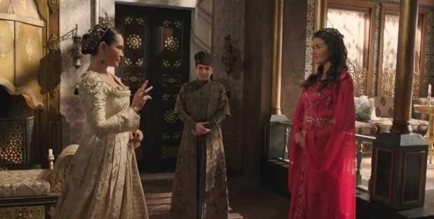Великолепный век. Империя Кесем / Кесем Султан 3 сезон 1,2